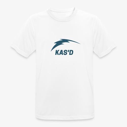 Kas'D - T-shirt respirant Homme