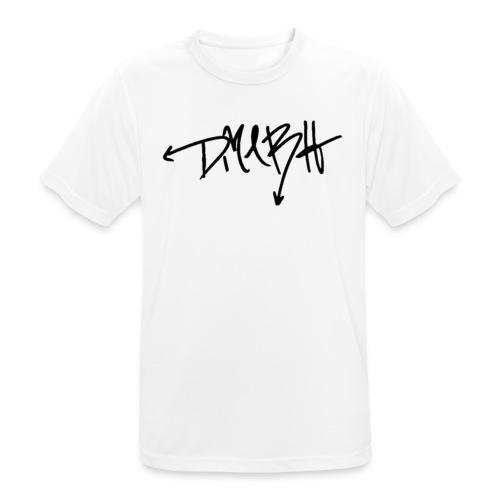 maglietta pagina - Maglietta da uomo traspirante