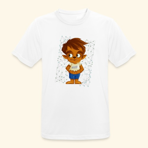 Loup-garous - T-shirt respirant Homme