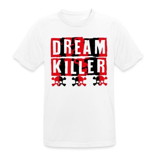 dka color 3 - Andningsaktiv T-shirt herr