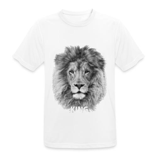 Lionking - Men's Breathable T-Shirt