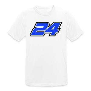 Num 24 Nicolas Charlier - T-shirt respirant Homme