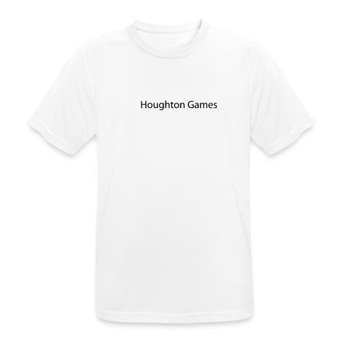 Light Blue Shirt - Men's Breathable T-Shirt