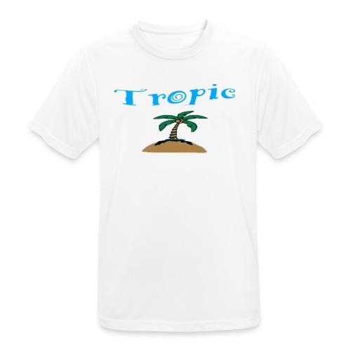 Tropic Shirt - Männer T-Shirt atmungsaktiv