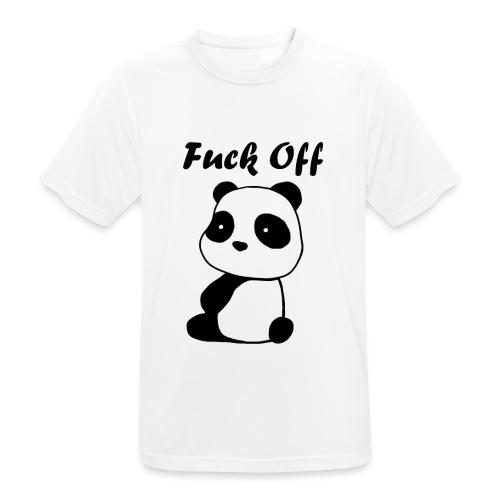 Mad Panda - Männer T-Shirt atmungsaktiv