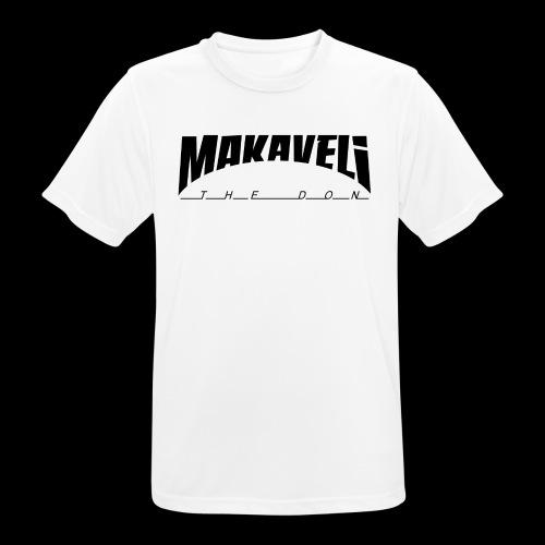 Makaveli the Don - Männer T-Shirt atmungsaktiv