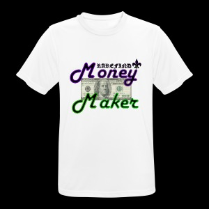 RF MONEY MAKER - Men's Breathable T-Shirt