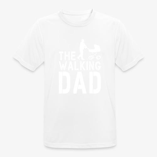 The Walking Dad V2 - Männer T-Shirt atmungsaktiv