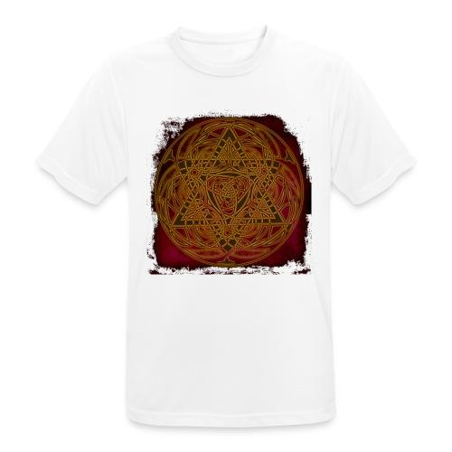 keltenlogo - Männer T-Shirt atmungsaktiv