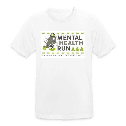 mental health run 2017 - Männer T-Shirt atmungsaktiv