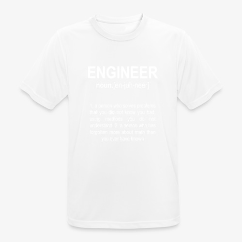 Engineer Def. 2 - T-shirt respirant Homme