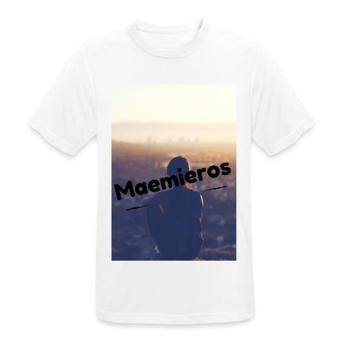 garciavlogs - Camiseta hombre transpirable