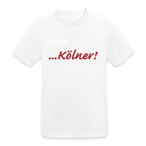 Kölner - Männer T-Shirt atmungsaktiv