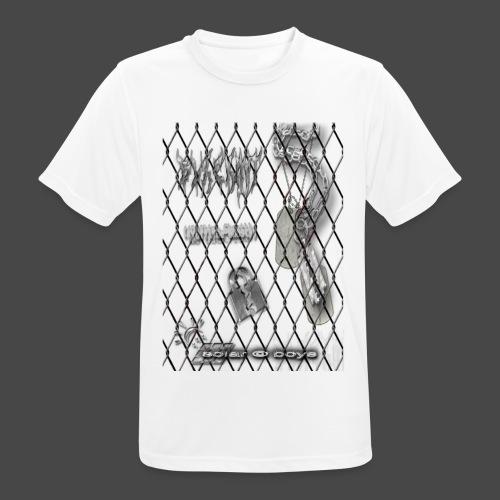 CHROME - Men's Breathable T-Shirt