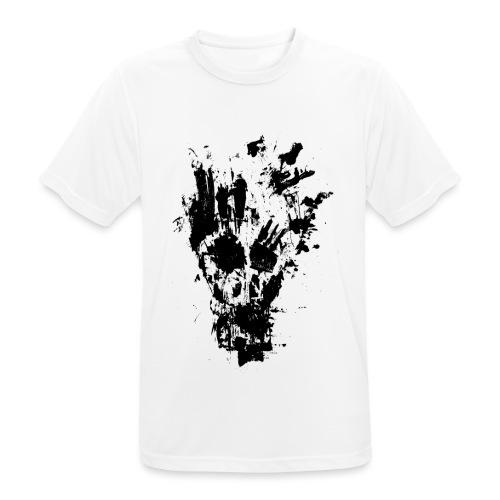 FANCY SKULL - Men's Breathable T-Shirt