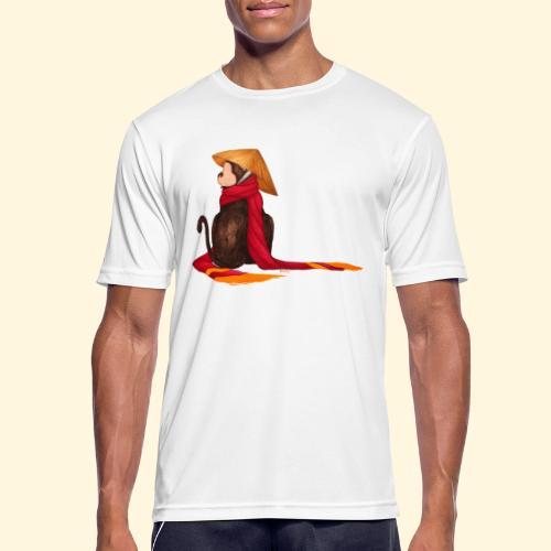 Un singe en hiver - T-shirt respirant Homme