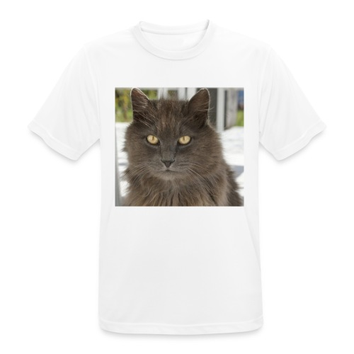 Kater Bärli - Männer T-Shirt atmungsaktiv