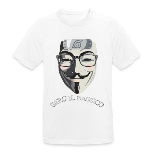 SARO IL MAGGICO - Maglietta da uomo traspirante