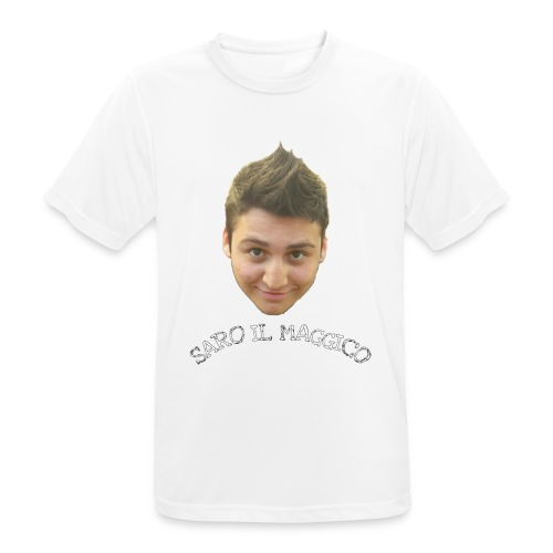 FACCIONE DI SARO - Maglietta da uomo traspirante