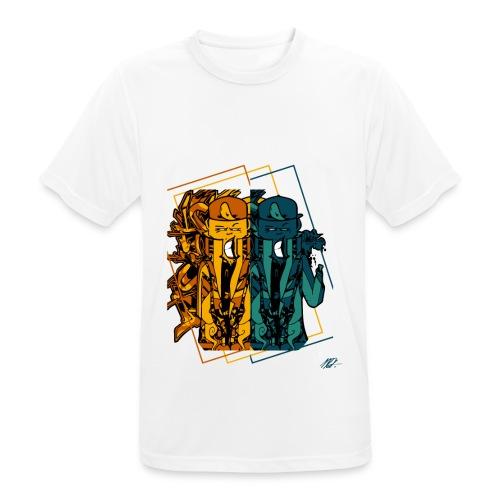 DemonSmile - COLL01 - AVR2K17 - T-shirt respirant Homme