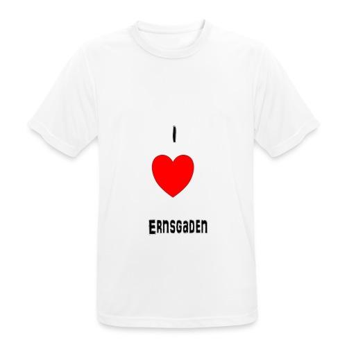 love ernsgaden - Männer T-Shirt atmungsaktiv