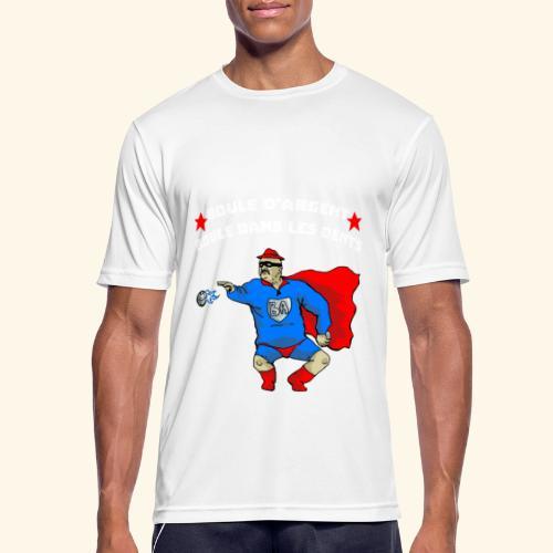 boule d' argent - T-shirt respirant Homme