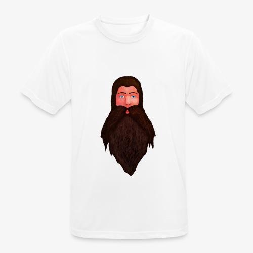 Tête de nain - T-shirt respirant Homme