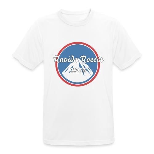Ruvida Roccia - Maglietta da uomo traspirante