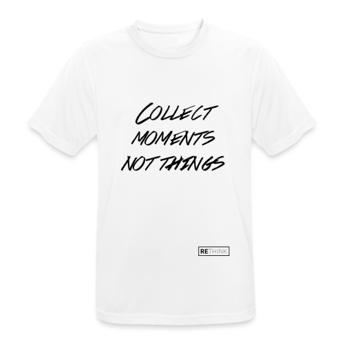 Shirt - Men's Breathable T-Shirt