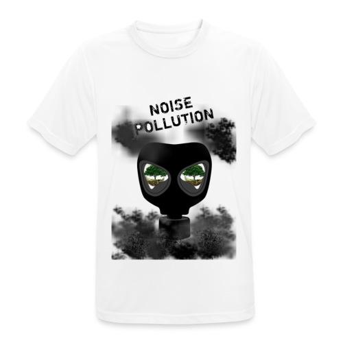 Noise pollution - T-shirt respirant Homme