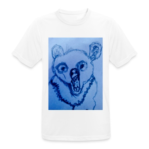 W.A.R.T CLOTHING - miesten tekninen t-paita