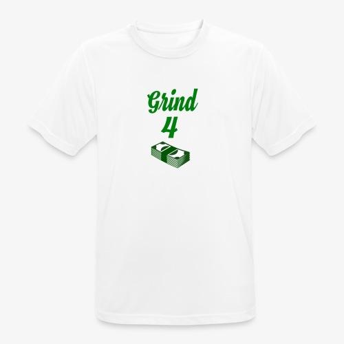Grind4Money - Men's Breathable T-Shirt