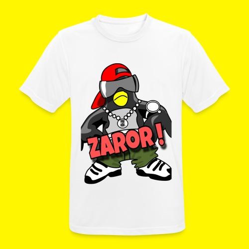 Zaror- T-Shirt - Männer T-Shirt atmungsaktiv