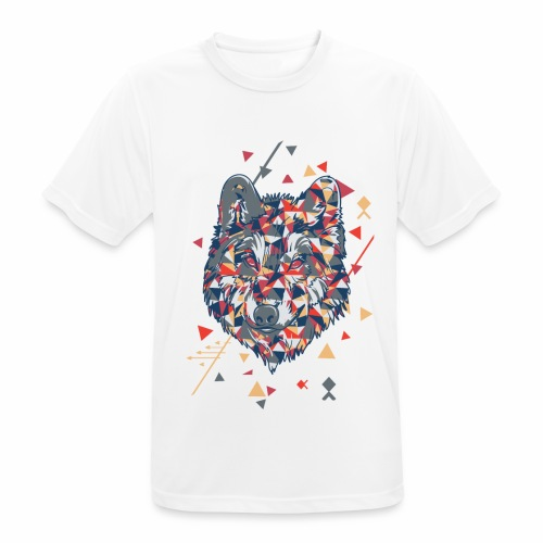 Bad Wolf - Men's Breathable T-Shirt