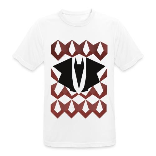 Dragon chain - Mannen T-shirt ademend actief