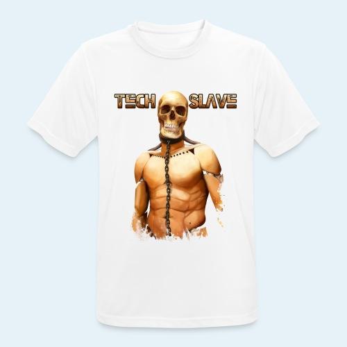 Tech Slave - Camiseta hombre transpirable