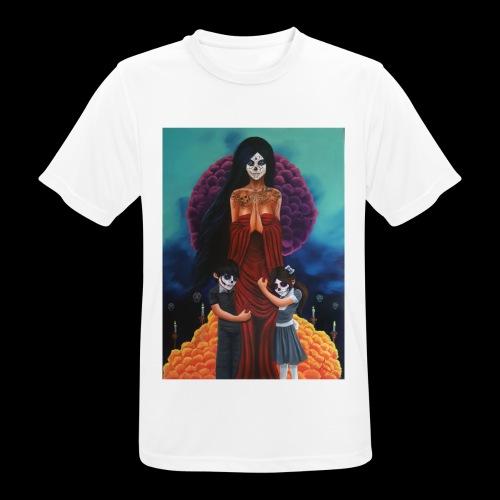 los fieles difuntos - Men's Breathable T-Shirt
