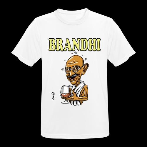 Brandhi - Men's Breathable T-Shirt