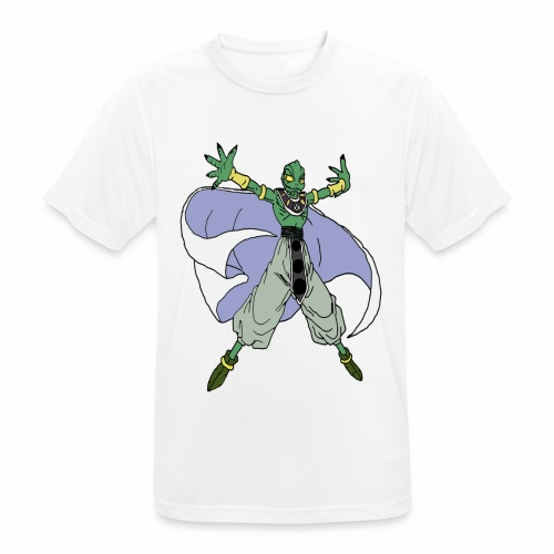 Lezarman - T-shirt respirant Homme