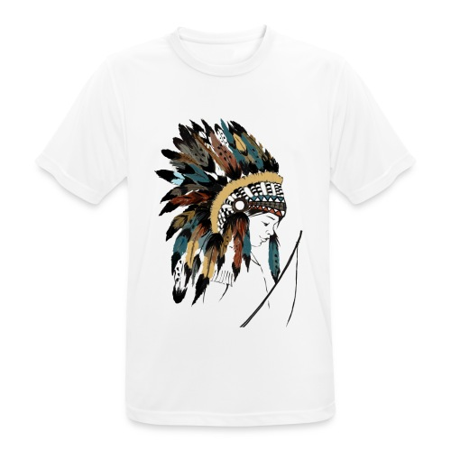 indian boy - T-shirt respirant Homme