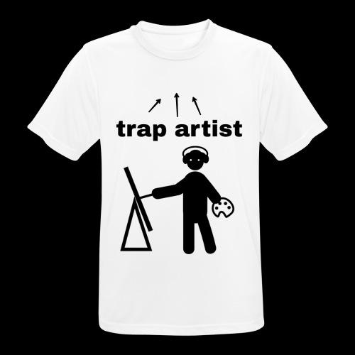 Trap Artist - Camiseta hombre transpirable