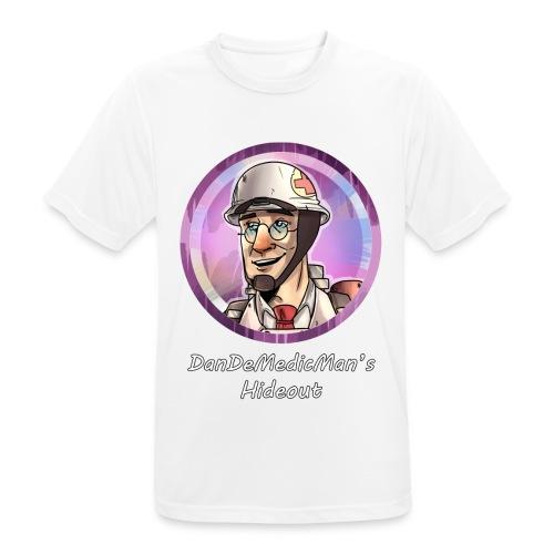 Hideout Merch - Men's Breathable T-Shirt