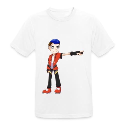 Terrpac - Men's Breathable T-Shirt