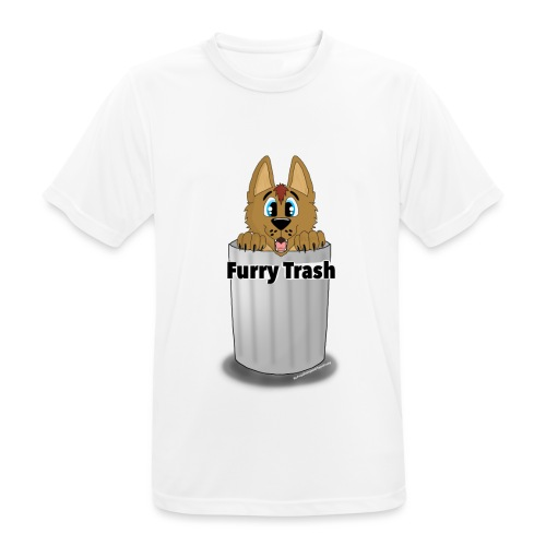 Furry Trash - Herre T-shirt svedtransporterende