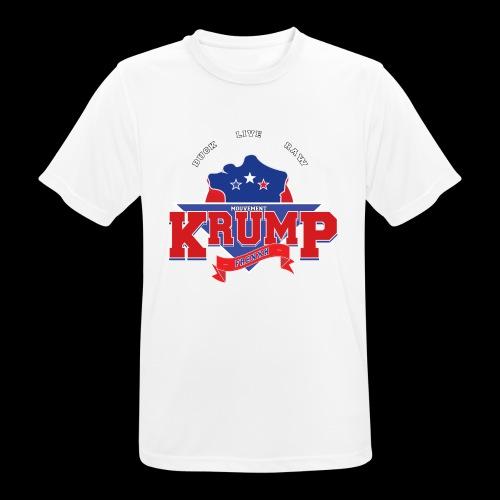 MVT KRUMP FRENXH ORIGINAL - T-shirt respirant Homme