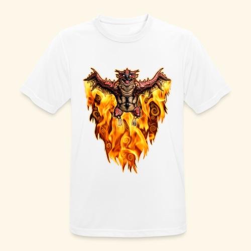 FATALOS - Andningsaktiv T-shirt herr