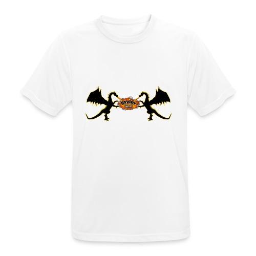 Styler Draken Design - mannen T-shirt ademend