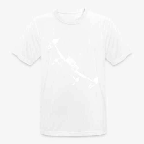 quadflyby2 - Men's Breathable T-Shirt