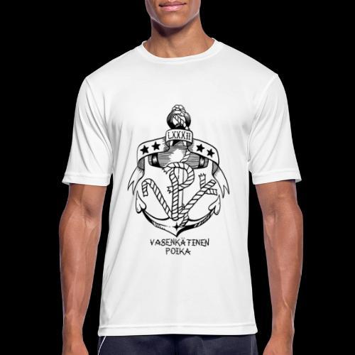 VP Ankkuri - miesten tekninen t-paita