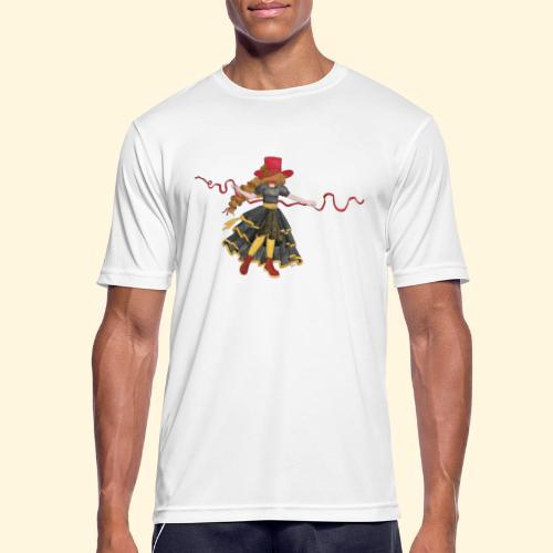 Ladybird - La célèbre uchronaute - T-shirt respirant Homme